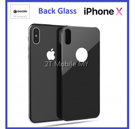 Apple IPhone X BACK 3D Full Cover Mocolo Tempered Glass Screen Protector