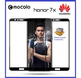Huawei Honor 7X Mocolo Full Screen Tempered Glass Screen Protector