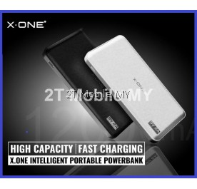 X-One Q12 Quick Charge 3.0 12000mAh Dual Port Powerbank