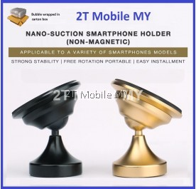 X-One Non-Magnetic Micro Suction Phone Mobile Car Mount Holder