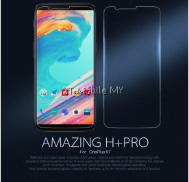 OnePlus 5T 1+5T Nillkin H+Pro 0.2mm 2.5D Tempered Glass Screen Protector