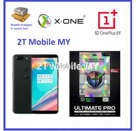 OnePlus 5T 1+5T X-One Ultimate Pro Shock Absorption Screen Protector