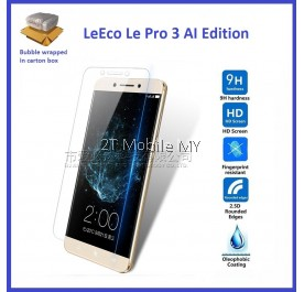 LeEco Le Pro 3 AI EDITION Tempered Glass Screen Protector