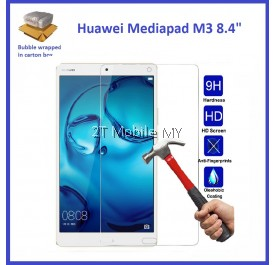 "Huawei Mediapad M3 8.4"" Tempered Glass Screen Protector"