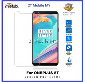 OnePlus 5T 1+5T Tempered Glass Screen Protector