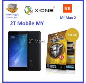 XiaoMi Mi Max 2 X-One Extreme Shock Eliminator Screen Protector
