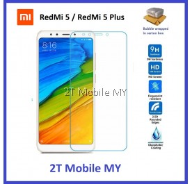 XiaoMi RedMi 5 RedMi 5 Plus Tempered Glass Screen Protector