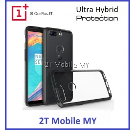 OnePlus 5T 1+5T Protection Air Hybrid TPU Guard Case Slim Bumper Cover