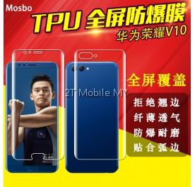 Huawei Honor View 10 (V10) Full Coverage Screen Protector 3D Soft Film