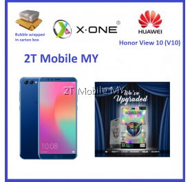 Huawei Honor View 10 (V10) X-One Ultimate Pro Shock Absorption Screen Protector