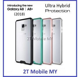 Samsung Galaxy A8 A8 Plus 2018 TPU Guard Protection Case Slim Bumper Cover