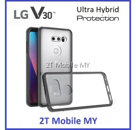 LG V30 Air Hybrid TPU Guard Protection Case Slim Bumper Cover