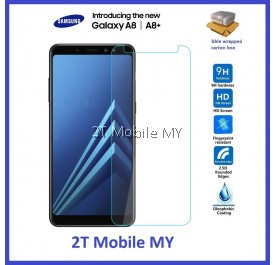 Samsung Galaxy A8 A8 Plus 2018 Tempered Glass Screen Protector