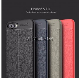 Huawei Honor View 10 (V10) Dermatoglyph Case Matte Anti-Fingerprint Bumper Cover