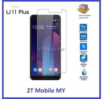 HTC U11 Plus U11+ Tempered Glass Screen Protector
