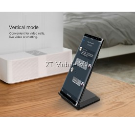 Nillkin Fast Wireless Charging Stand Qi Charger Fast Charging QC3.0 Original