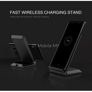 Nillkin Fast Wireless Charging Stand Qi Charger Fast Charging QC3.0 Original