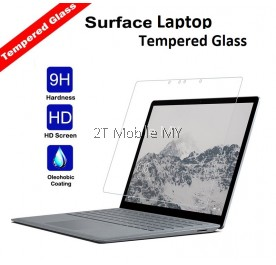 Microsoft Surface Laptop Tempered Glass Screen Protector