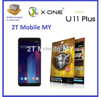 HTC U11 Plus X-One Extreme Shock Eliminator Screen Protector