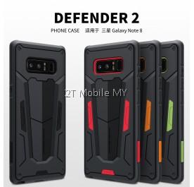 Samsung Galaxy Note 8 Nillkin Defender Armor Bumper Case Cover