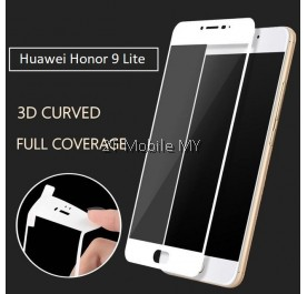 Huawei Honor 9 Lite Full 3D Curve Soft Tempered Glass Screen Protector
