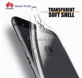 Huawei Honor 9 Lite Soft Transparent Case Slim TPU Cover
