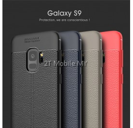 Samsung S9 / S9 Plus Dermatoglyph Case Matte Anti-Fingerprint Bumper