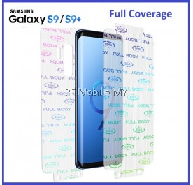 Samsung S9 / S9 Plus 3D Curved Edge Full Body Screen Protector