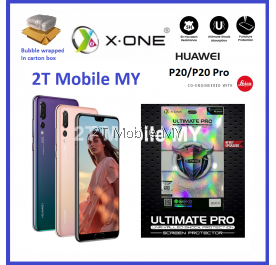 Huawei P20 / P20 Pro X-One Ultimate Pro Shock Screen Protector