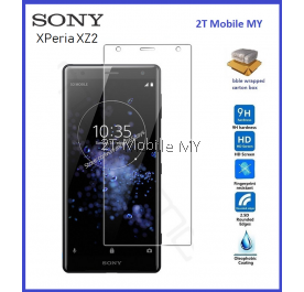 Sony XPeria XZ2 / XZ2 Compact Tempered Glass Screen Protector
