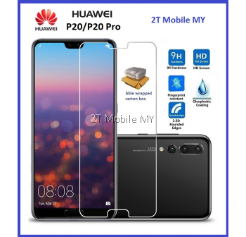 Huawei P20 / P20 Pro Tempered Glass Screen Protector