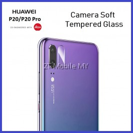 Huawei P20 / P20 Pro Camera Tempered Glass Soft Screen Protector