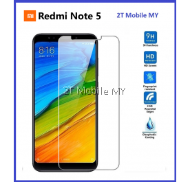 XiaoMi RedMi Note 5 Tempered Glass Screen Protector 2.5D