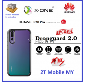 Huawei P20 / P20 Pro Upgraded X-One Drop Guard Ver 2.0 Case Anti Shock Bumper