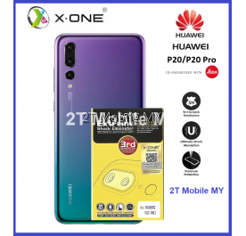 Huawei P20 / P20 Pro X-One Extreme Camera Lens Protector (2pcs)
