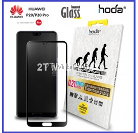 Huawei P20 Pro HODA Full Coverage Tempered Glass 2.5D 0.21mm
