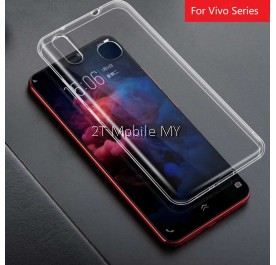 Vivo X21 Soft Transparent Case Slim TPU Cover