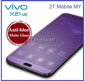 Vivo V15 Pro / Vivo X21 / Vivo V9 Matte Anti-Blue Light Tempered Glass Screen Protector