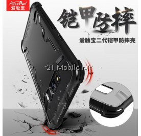 Samsung Galaxy Note 8 Atouchbo Matte Armor Anti Shock Case Anti-Fingerprint