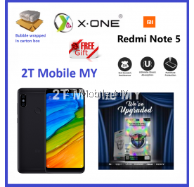 XiaoMi RedMi Note 5 X-One Ultimate Pro Shock Screen Protector