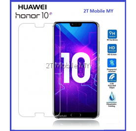Huawei Honor 10 Tempered Glass Screen Protector 2.5D