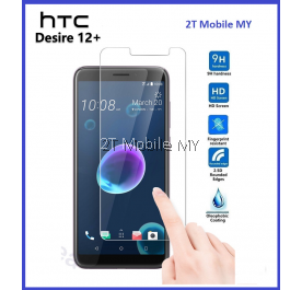 HTC Desire 12 Plus Tempered Glass Screen Protector 2.5D