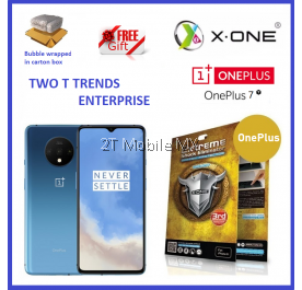 OnePlus 7T / OnePlus 6 / 1+7T / 1+6 X-One Extreme Shock Eliminator Screen Protector 3rd Gen