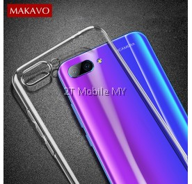 Huawei Honor 10 Soft Transparent Case Slim TPU Cover