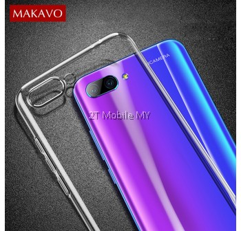Huawei Honor 10 Soft Transparent Case Slim TPU Cover