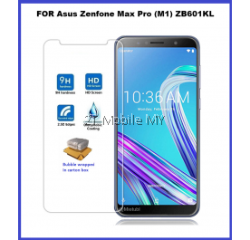 Asus Zenfone Max Pro (M1) ZB601KL Tempered Glass Screen Protector 2.5D