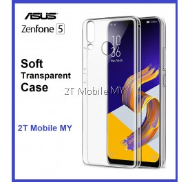 Asus Zenfone 5 ZE620KL Soft Transparent Case Slim TPU Cover