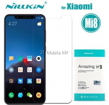 XiaoMi Mi8 Nillkin H PLUS PRO 0.2MM Tempered Glass Screen Protector