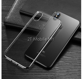 XiaoMi Mi8 Soft Transparent Case Slim TPU Cover