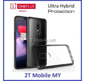 OnePlus 6 1+6 Air Hybrid TPU Case Slim Bumper Fusion Cover